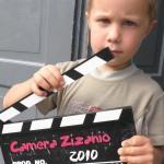 Camera Zizanio action!